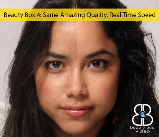 Beauty Box Video Skin Retouching Plugin