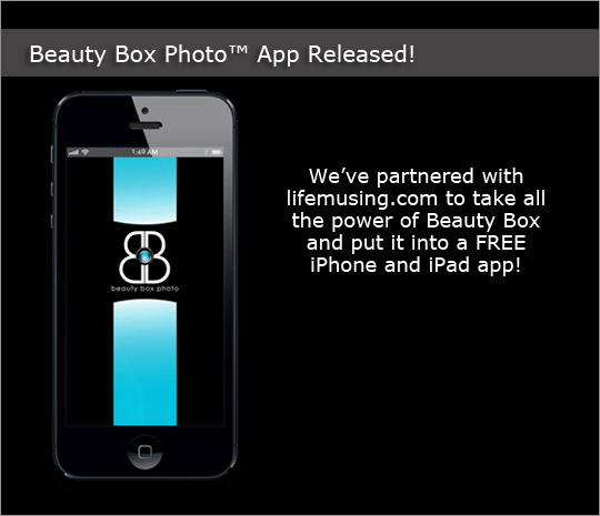 FREE Beauty Box Photo iPhone and iPad app